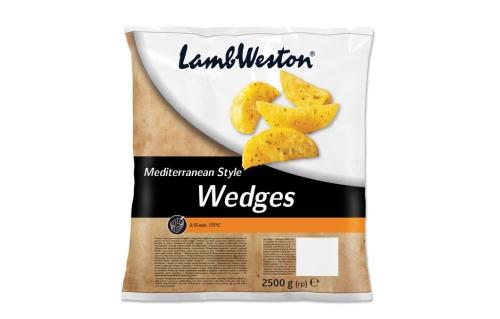 Americké zemiaky Mediterranean
