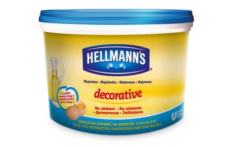 Hellmanns decorative