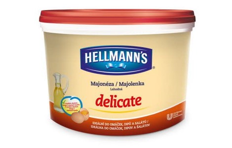 Hellmanns delicate