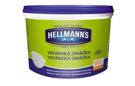 Hellmanns tatarska omacka 5 kg