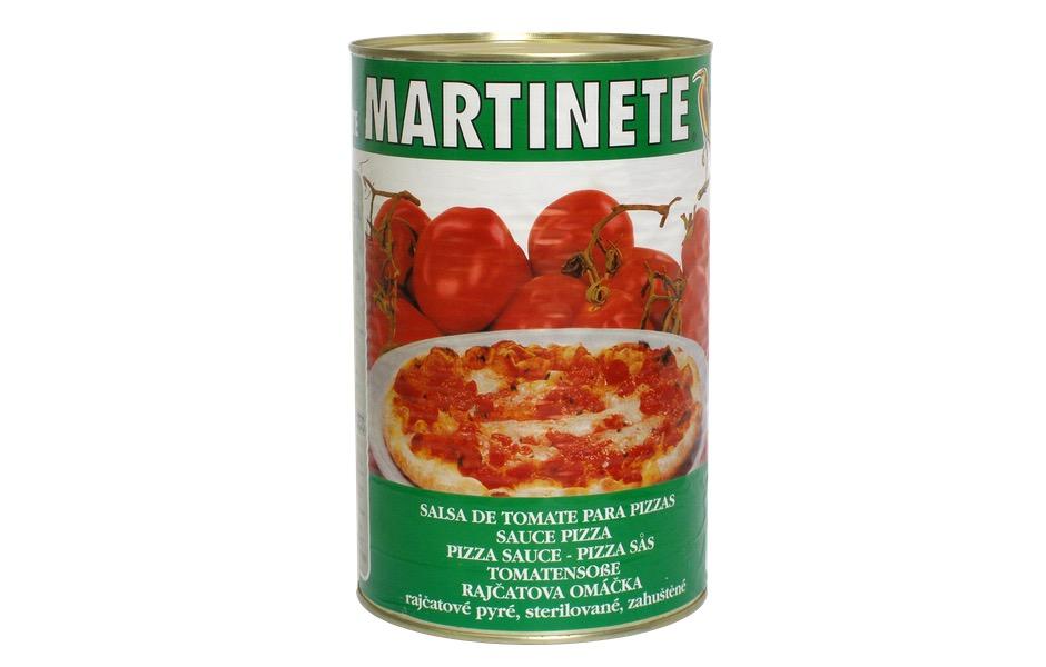 401048 MARTINETE - Pizza salsa rajcinova omacka
