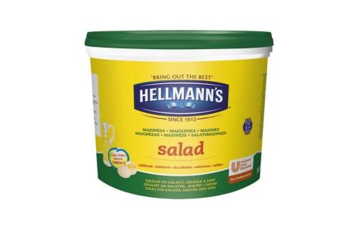 Hellmanns šalátová majonéza 10 kg 940x600
