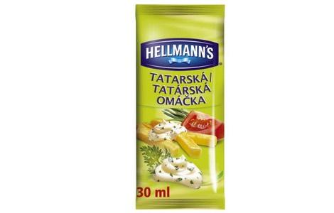 Hellmanns tatarská omáčka 30ml 470x300