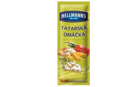 Hellmanns tatarská omáčka 50ml 470x300